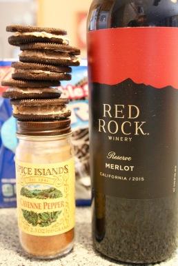 Post 9 Merlot Cookies