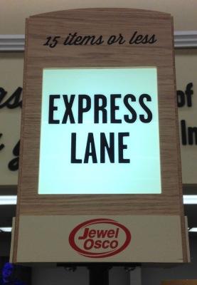 Post 11 Express Lane