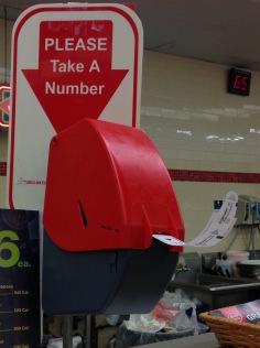 Post 11 Ticket Dispenser