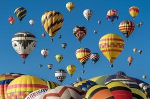 Post 21 Hot Air Balloon