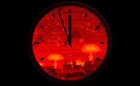 Post 33 Dooms Day Clock