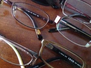 Post 36 Glasses Row