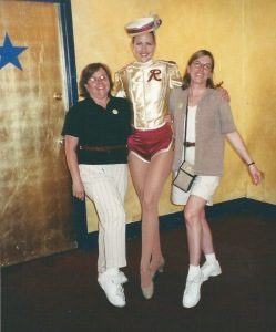 Post 47 June 2001 Radio City Music Hall Rockettes