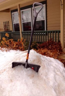 Post 48 Snowshovel
