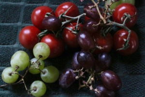 Post 56 Tomatoes and Grapes