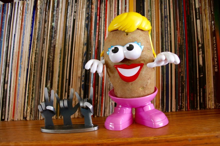Post 58 Dancing Potato