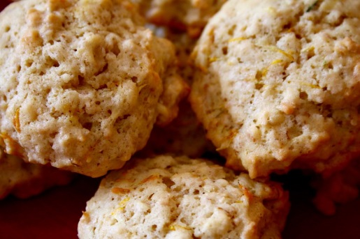 Post 59 Dandelion Cookies Closeup