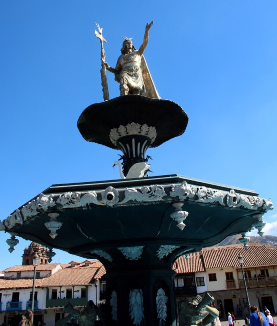 Post 65 Fountain